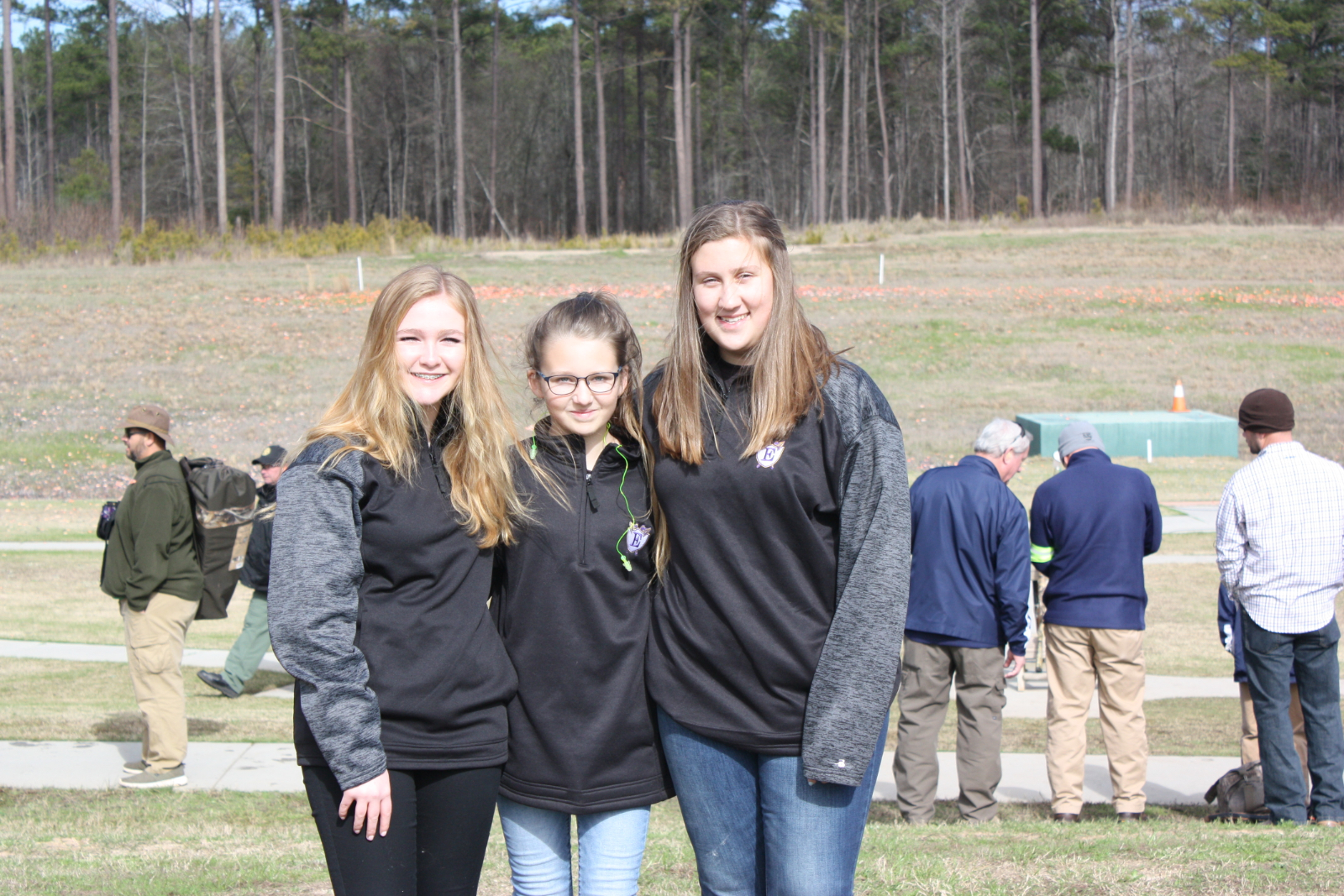 Emerald Clay Team competed in the 2nd leg Trap Qualifier of the SCDNR Governor's Cup event at Palmetto Shooting Complex in Edgefield, SC