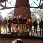 Emerald Clay Team's Senior Varsity Male Squad Wins 1ST place at SCDNR TRAP CHAMPIONSHIP