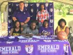 Toole Signs With CIU