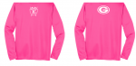Support Breast Cancer Awareness + Cross Country Teams