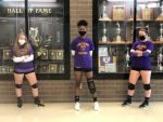 2020 Volleyball Captains and Instagram Info