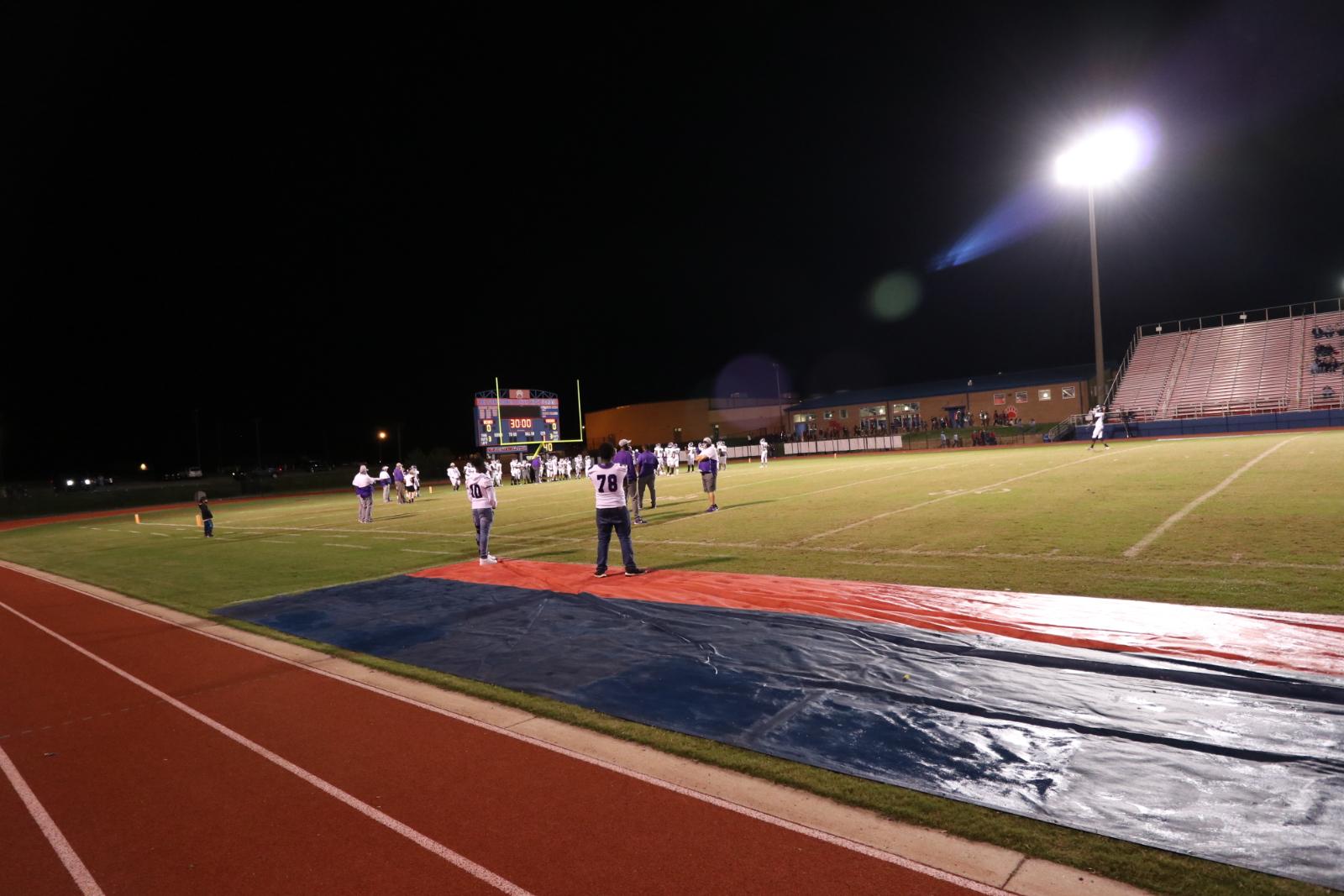 Football at BHP (11.13.2020)