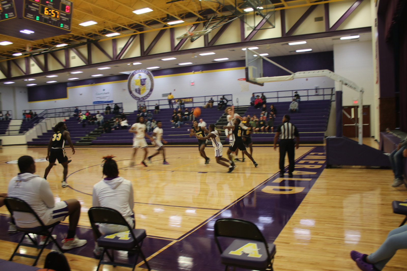 Boys Basketball vs GWD (12.11.2020)
