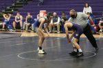 Wrestling vs Broome