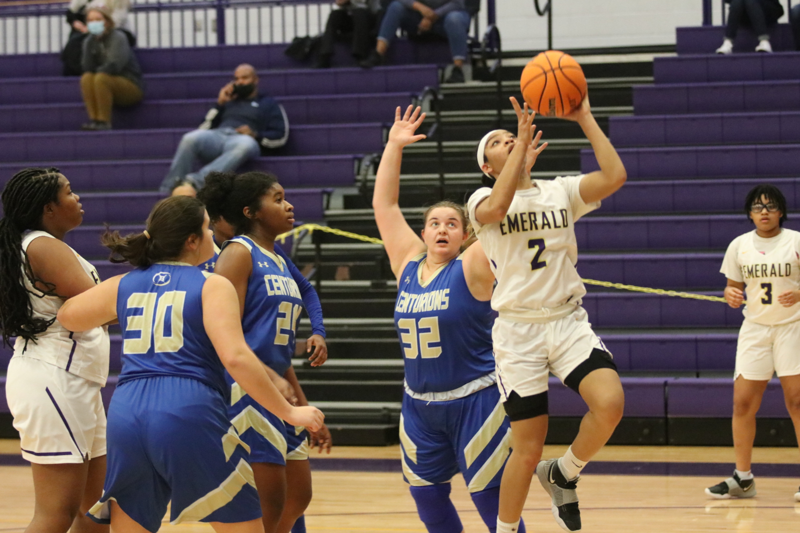 Girls Basketball vs Broome (01.26.2021)