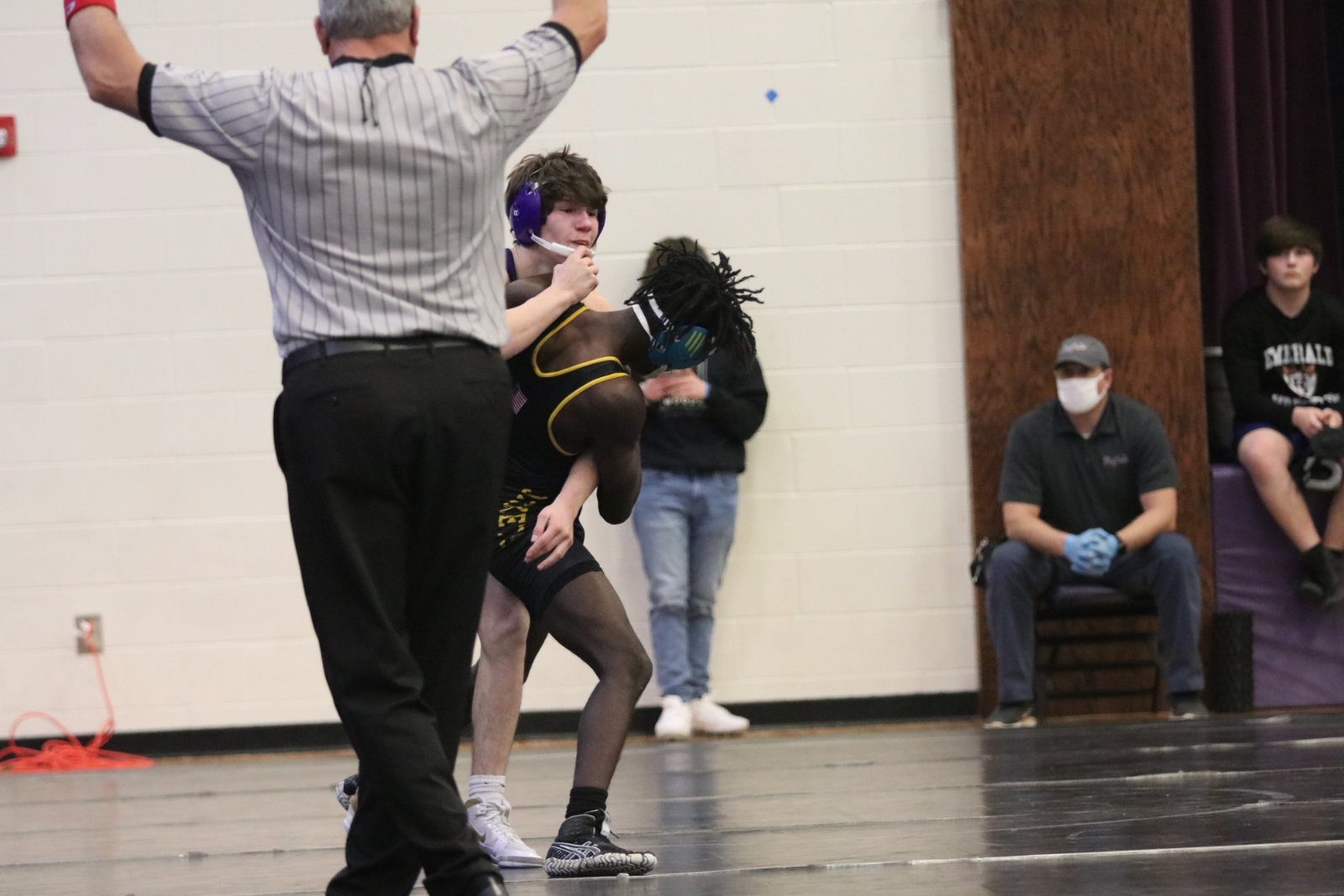 Wrestling – Region Tournament (01.29.2021)