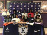 Jones Signs With Claflin University