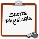Athletic Physical Night- April 28th
