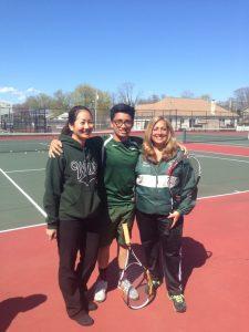 Boys Tennis 2014