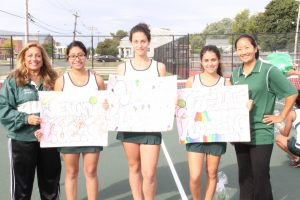 Girls Tennis 2014
