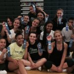 LBHS Competition Cheer Team Earns Superior Ribbons