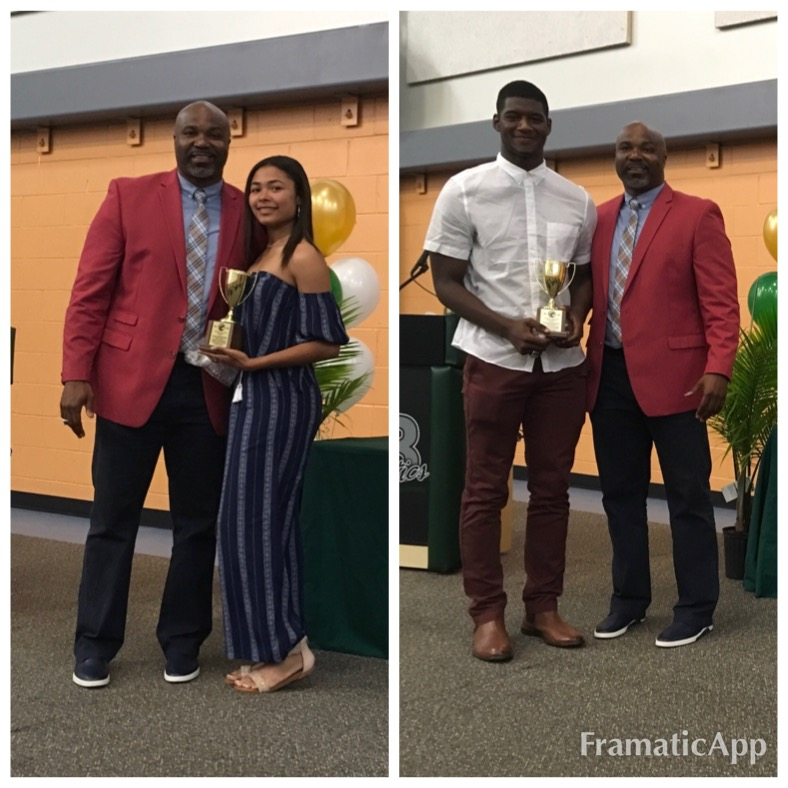 2018 Athletes of the Year