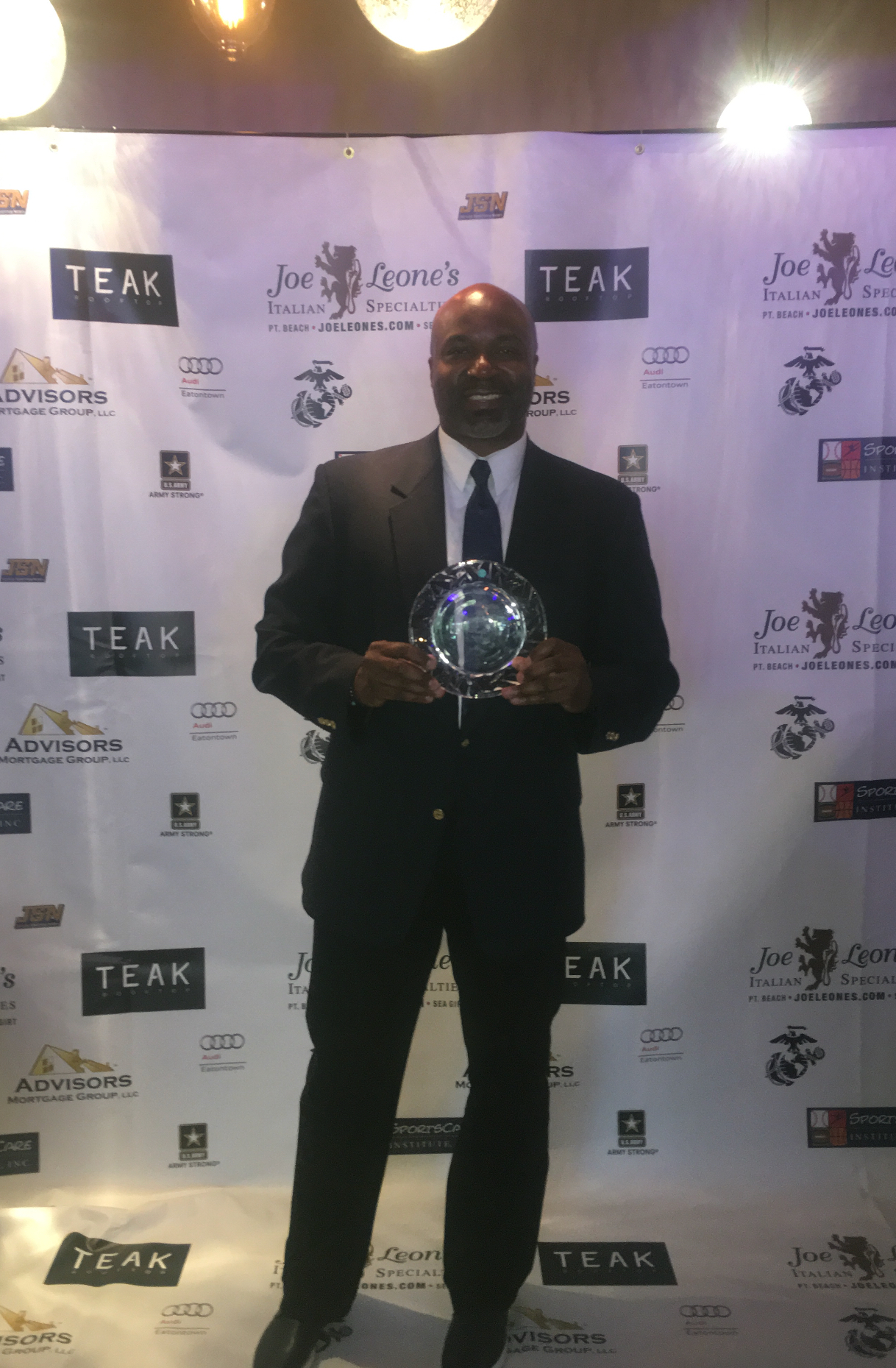 Jersey Sporting News Athletic Director of the Year