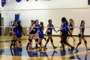 JV Girls Volleyball vs Gaithersburg