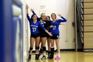 Girls Varsity Volleyball vs Gaithersburg