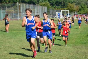 Boys Cross Country vs Wootton – NWest – Poolesville