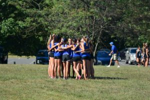 Girls Cross Country vs Wootton – NWest – Poolsville