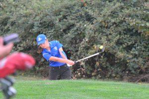 Girls Golf at Laytonsville 10_1_15