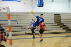 Team Handball vs Blair