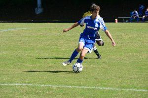 JV Boys Soccer vs Wheaton