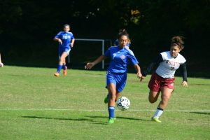 JV Girls Soccer vs Wheaton