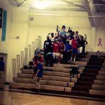 Sherwood High School Coed Varsity Handball beat Winston Churchill High School 26-13