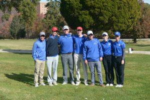 Varsity Golf States at MD