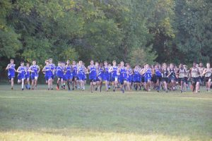 Boys XC vs Poolesville – PBranch