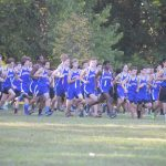 Boys' Cross Country onto States!