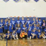 Team Handball plays for MCPS County title 11/05/15