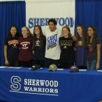 SHS Fall 2015 Signing Day Ceremony