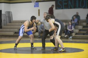 Wrestling at Poolesville (A)