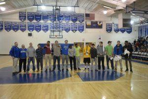 Boys Basketball vs GBurg