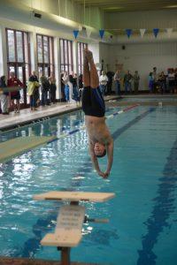 Diving Poolesville Meet 5