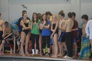 Swimming vs Poolesville – (B)