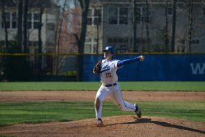 Varsity Baseball vs BCC