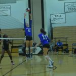 Volleyball onto Sectional Finals 11/09/16