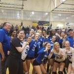 Volleyball onto State Championships!