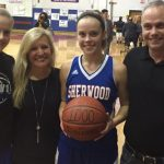 SHS Allen scores 1,000th Career Point