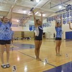 Sherwood High School Girls Varsity Gymnastics finishes 1st place