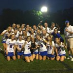 SHS Girls' Lacrosse Region Champs!