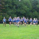 Girls Cross Country vs Springbrook