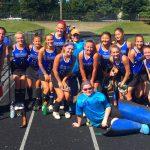 Sherwood High School Girls Varsity Field Hockey beat Bethesda-Chevy Chase (at Sherwood) 1-0