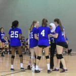 Volleyball JV vs RM