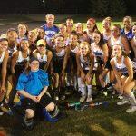 Sherwood High School Girls Varsity Field Hockey beat Paint Branch High School 4-1