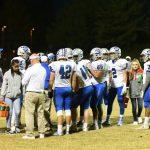Varsity Football vs Whitman