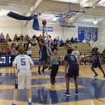 JV Boys Basketball vs Springbrook