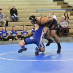 Varsity Wrestling vs B-CC