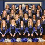 2019 Sherwood HS Pompon County Competition Saturday February 2nd