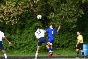 Boys JV Soccer vs Springbrook
